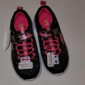 NWT Girls Sketchers Sport Sneakers - Sz 11
